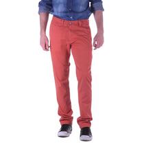 Lee Jeans Hombre Pantalon Gabardina Chupin (10118911125301)