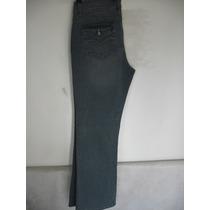 Jeans Mujer Importado Bandolinoblu Talle14 Petit , Elastizad