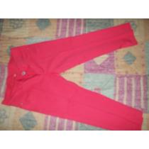Pantalon Capri Elastizado Talle 1