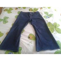 Pantalon De Jean Tipo Hardcore . Talle 2