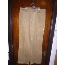 Pantalon De Corderoy Nuevo Talle Grande/especial