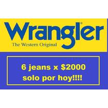 Jeans Wrangler Montana Atencion Mayorista!!!!!