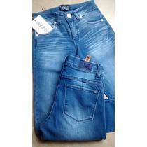 Jeans Tucci Skinny Localizado