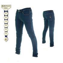 Jeans - El Capo - Chupin Slim Fit Semi Elastizado
