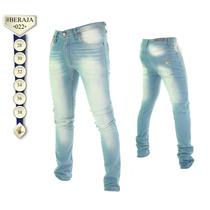 Jeans - El Capo - Chupin Slim Fit Elastizado