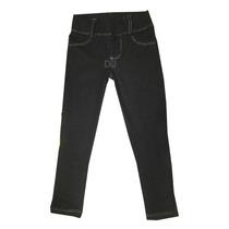 Calza Simil Jean Pantalon Leggings C/bolsillo Nena Talle2-14