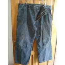 Jeans Grande Contorno Cintura Mide 118cm. Todas Medida Abajo