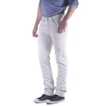 Lee Jeans Hombre Pantalon Gabardina Chupin (10115810769201)