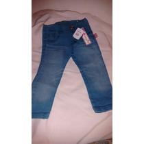 Jeans Elastizado Facheritos Nena Talle 1