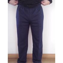Pantalón De Algodón Frisado Para Hombre