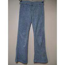 Pantalón Niña Plush Talle 7/8 Años Hannah Montana