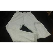 Pantalon Chupin De Jogging Frizado