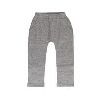Pantalon Pioppa Nena P-spiga Gris