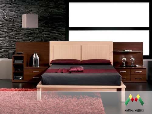 Juegos de dormitorios modernos precios imagui for Juego de dormitorio usado