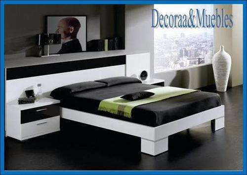Juego de dormitorios dise os arquitect nicos for Juego de dormitorio queen