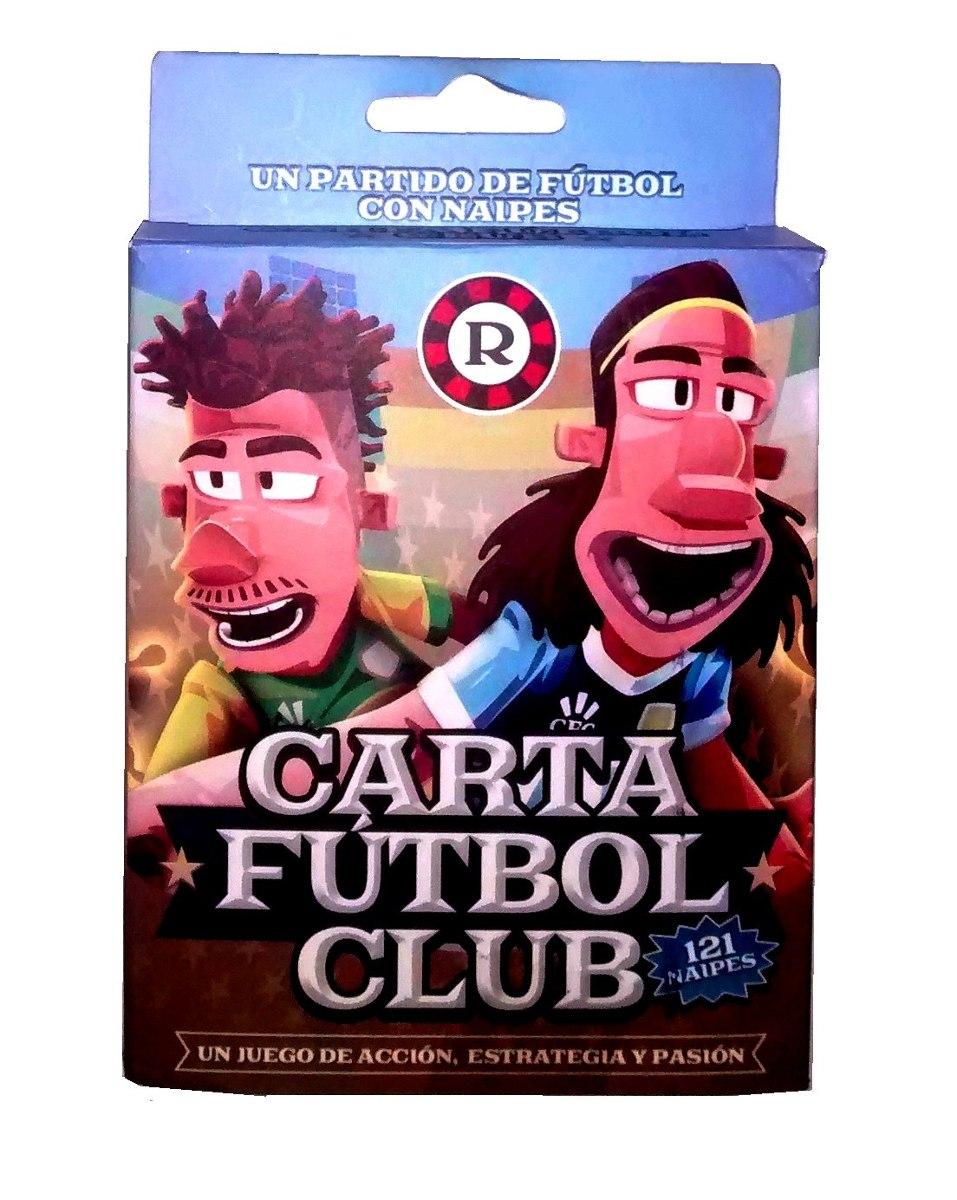 El club del dado carta f tbol club for Juego de mesa de futbol