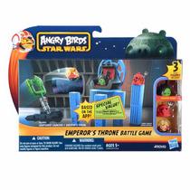 Angry Birds Star Wars Trono Del Emperador ..en Magimundo!!!!