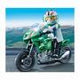 Playmobil Moto Muñeco 5524