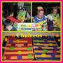 Juegos Para Animacion Y Eventos (chalecos Con Velcro)