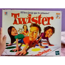 Twister El Loco Juego Que Te Retuerce