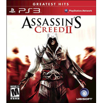 Juego Ps3 - Assassins Creed 2 - Nuevos - Flores - Factura