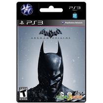 Batman Arkham Origins Juego Ps3 Store Microcentro