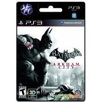 | Batman Arkham City Juego Ps3 Store Microcentro |