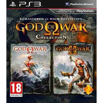 God Of War Collection Hd Ps3 Digital Entrega Ya