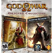 God Of War Origins Collection - Ps3 - Oferta !!!