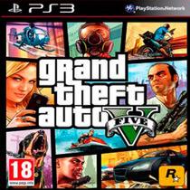 Grand Theft Auto 5 Gta Ps3 Original Sellado