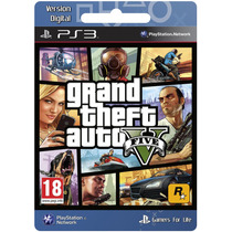 Gta V 5 Ps3 | Tarjeta Digital | La Plata | Gamers For Life