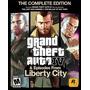 Gta 4 & Episodes From Liberty City. Con Guía Definitiva