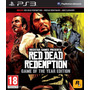 Red Dead Redemption Goty Ps3 / Ps Store Code / Bobby Games
