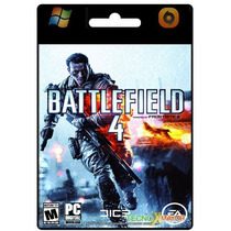 Battlefield 4 Juego Pc Original Microcentro Platinnum