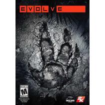 Evolve Juego Pc Original Platinum Microcentro