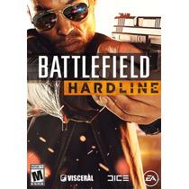 Battlefield Hardline Juego Pc Original Platinum *novedad*