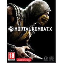 Mortal Kombat X Pc Original - Descarga Digital
