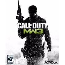 Call Of Duty Modern Warfare 3 Juego Pc Original Platinum