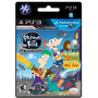 Phineas And Ferb Across The Second Dimension Juego Ps3 Store