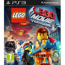 Lego The Movie The Videogame Ps3 Zona 1 Nuevo Sellado