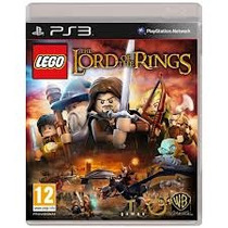 Lego Lord Of The Rings, Ps3 Cd En Caja, Nuevo Y Sellado