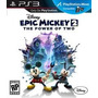 Epic Mickey 2 The Power Of Two, Ps3, Cd En Caja, Nuevo