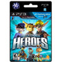 Playstation Move Heroes Juego Ps3 Store Microcentro
