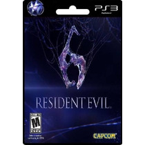 Ps3 Resident Evil 6 Complete Y Re5 Gold Pack Store