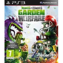 Plantas Vs Zombies Garden War || Ps3 || Digital Stock Ya