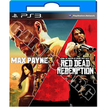 Max Payne 3 Complete Edition Y Red Dead Redemption Ps3 Ya !