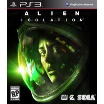 Alien Isolation Nostromo Edition Nuevo Ps3 Dakmor Canjeventa
