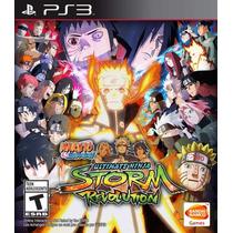 Naruto Shippuden Ultimate Ninja Storm Revolution Ps3 Digital