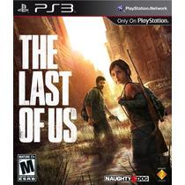 The Last Of Us Para Ps3 Nuevos En Caja Sellada Español