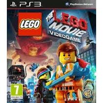 Lego Movie Videogame, Ps3 Disco Fisico En Caja, Nuevo